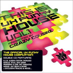 Time to get funky with crazy cousinz flavourmag for Funky house anthems