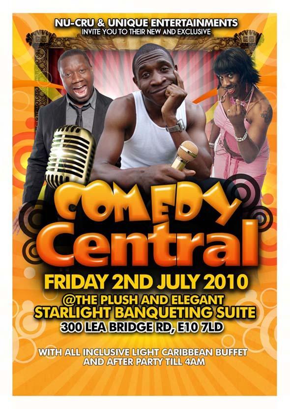 Comedy Central F