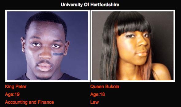 hertfordhire uni