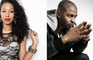 noel clarke shanika warren-markland cover shoot