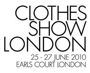 Clothes Show London logo