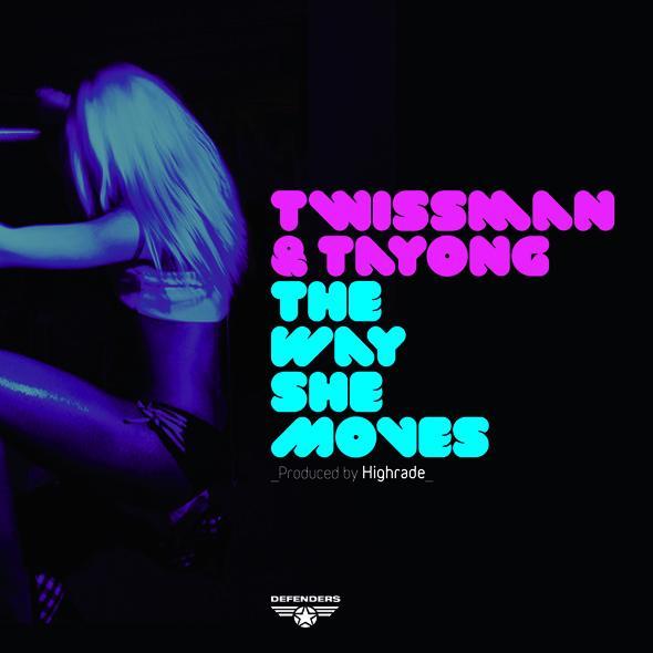 Twissman - The Way She Moves Pack Shot_1