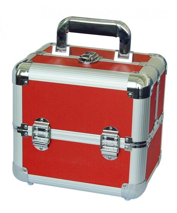 Beauty-Boxes - Red Valene Case