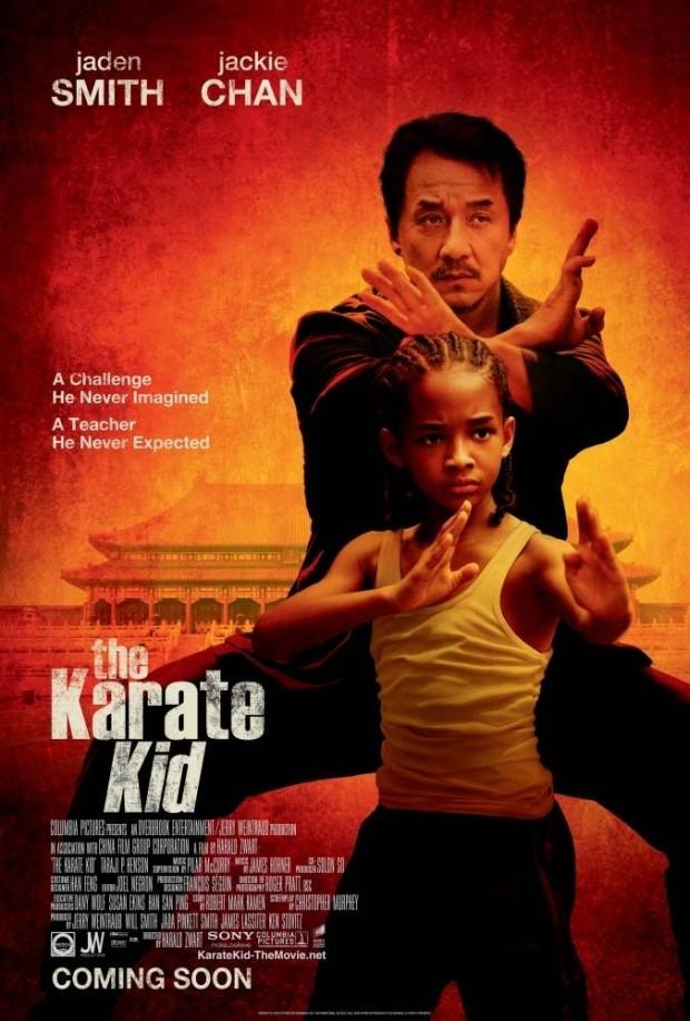 Karate Kid Jackie Chan and jaden smith