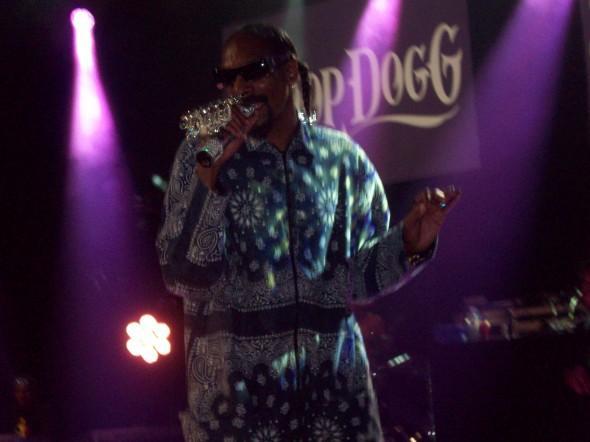 Snoop Dog concert M.R