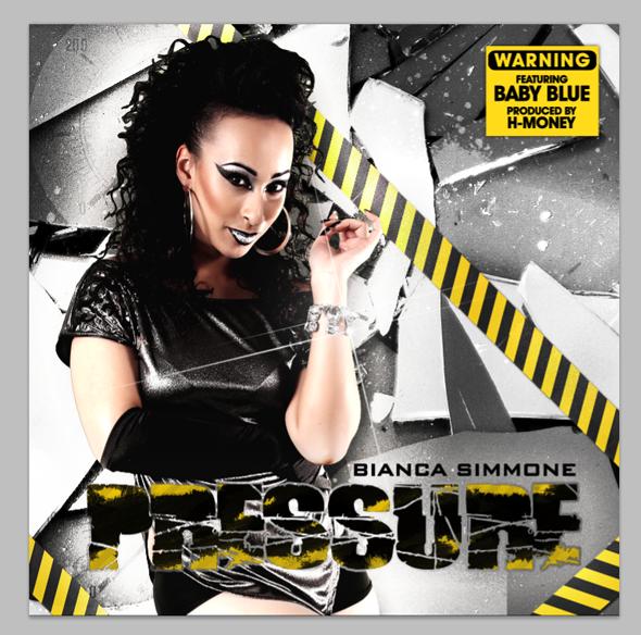 Pressure CD Cover