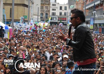 Raghav @ Leicester Mela 2