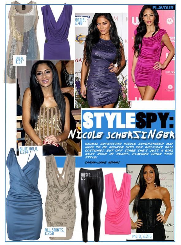 Style Spy Nicole Scherzinger