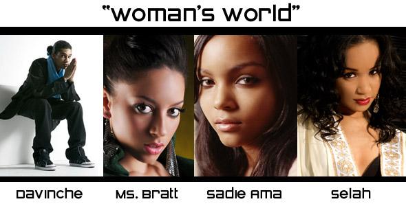 Woman's World - Selah