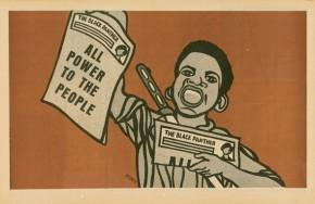 Emory Douglas, BP 76, march 9, 1969 (c) Adagp, Paris 2010