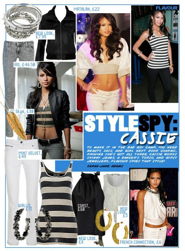 Style Spy Cassie