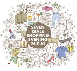 seven dials shopping