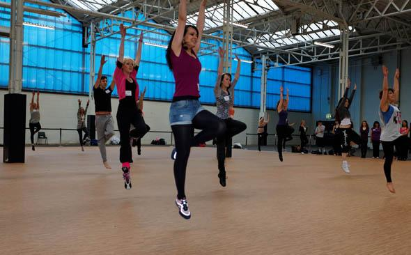MOVE IT - Auditions