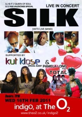 Silk concert