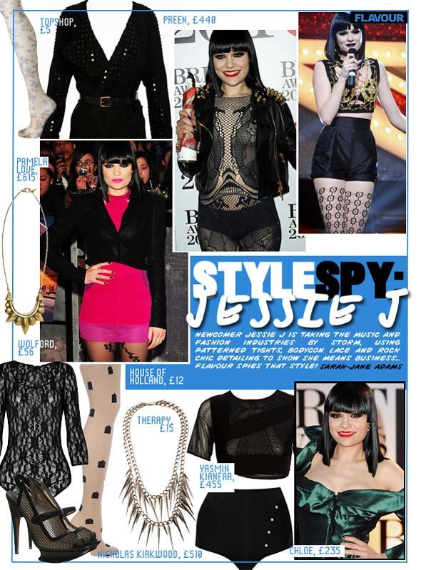 Style Spy Jessie J