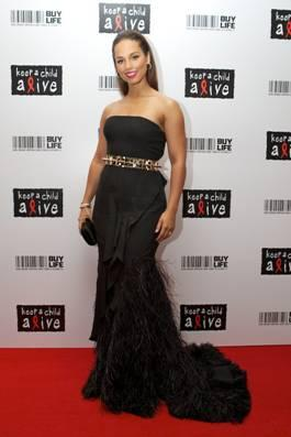 BB Alicia Keys