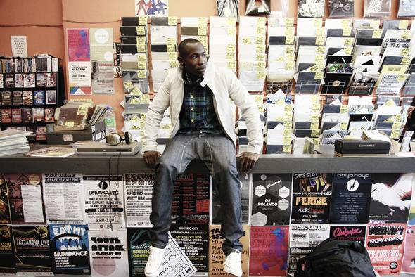 RIO - record shop