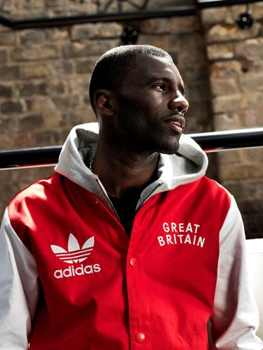adidas - Take the Stage - Wretch 32 sml