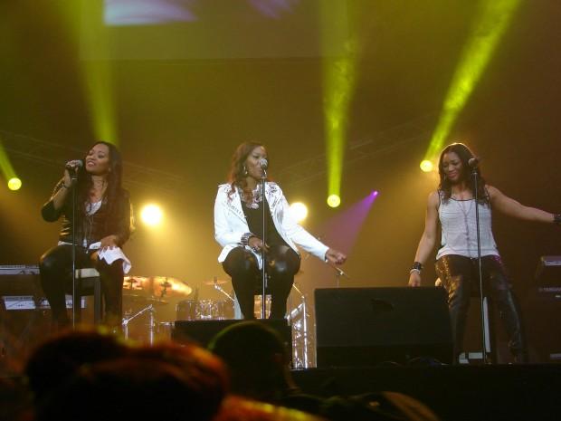 SWV at RnB Legends concert