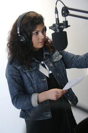 Bass fm presenter