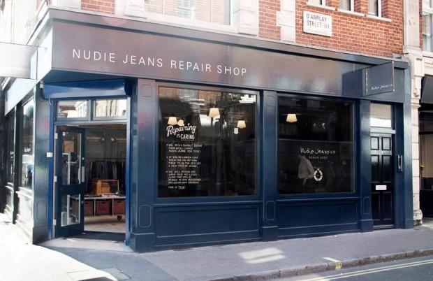 Nudie Jeans Exterior