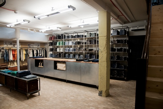 Nudie Jeans Interior 2