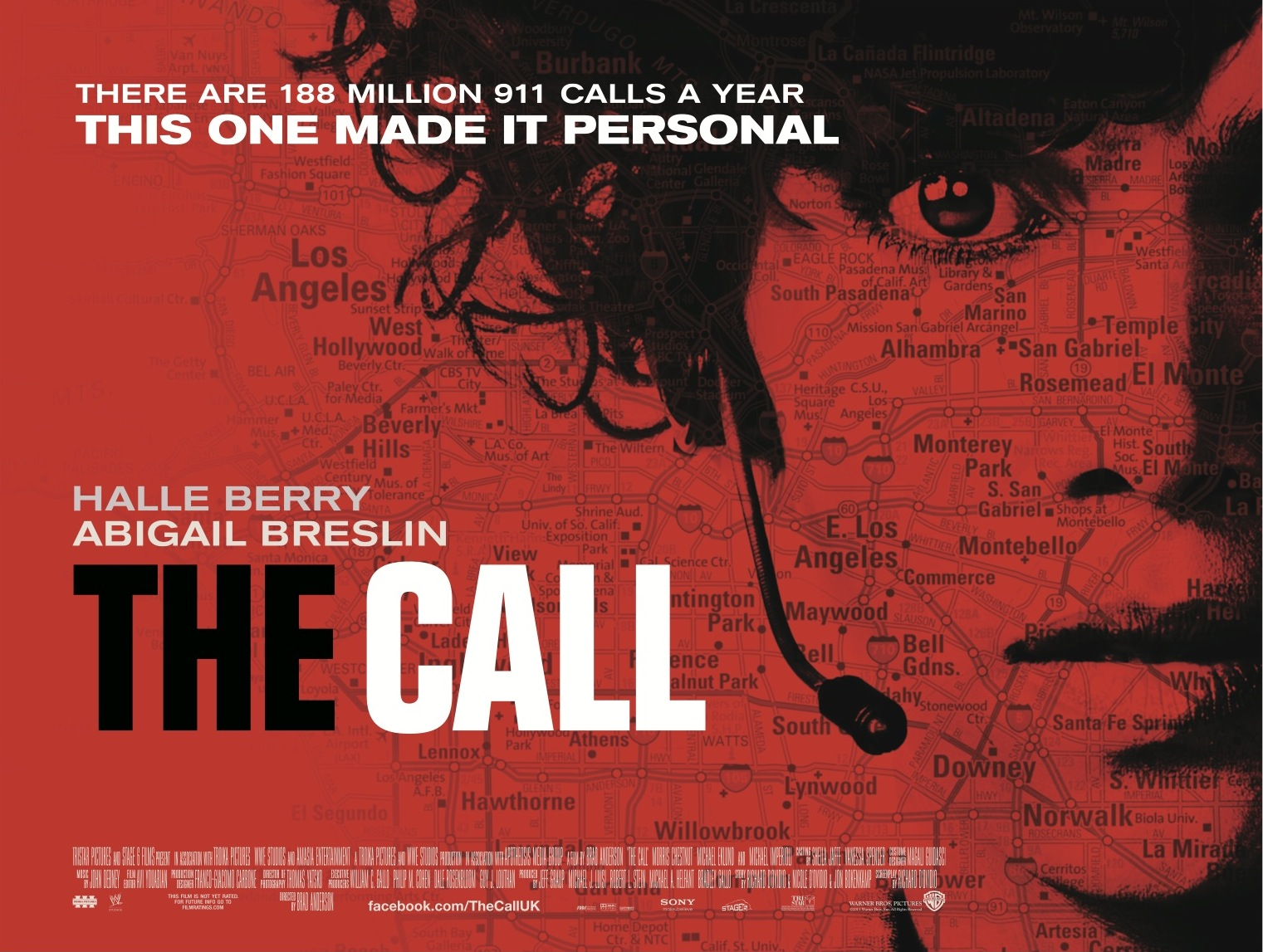 Get Preview Tickets For The Call In Cinemas 20 September Flavourmag