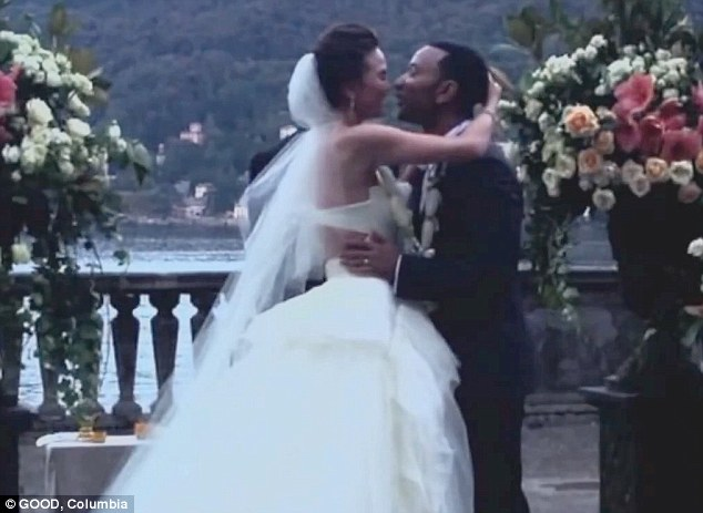 John Legend Drops New 'All Of Me' Video And His Wife