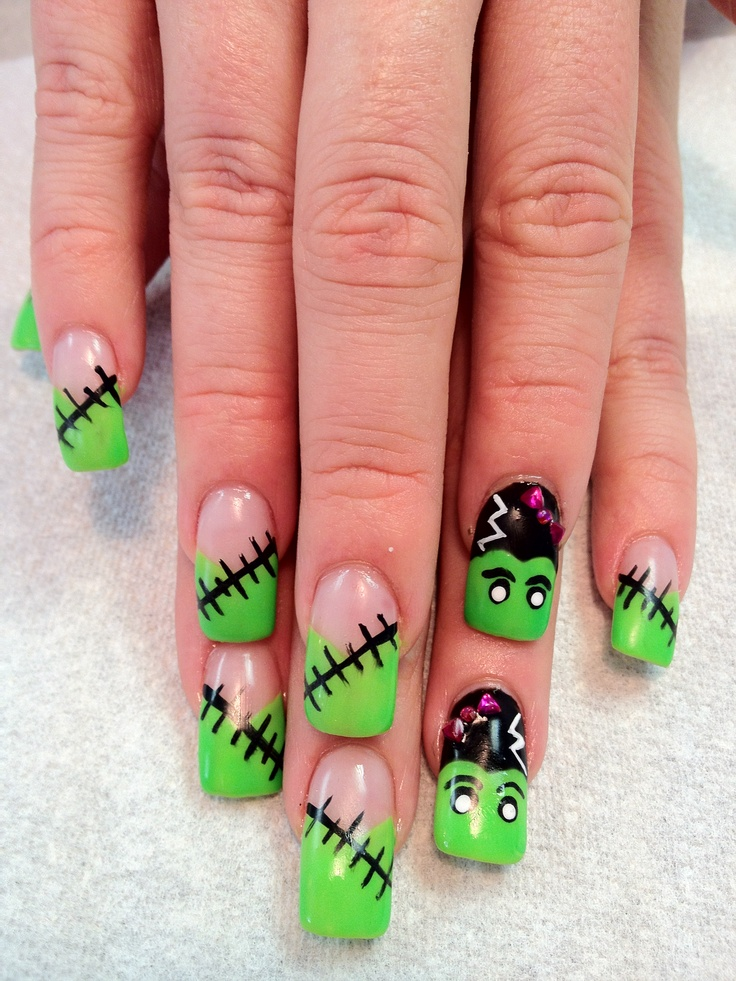 frankenstein nail