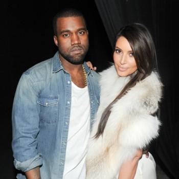 Kanye West show, after party, Autumn Winter 2012, Paris Fashion Week, Paris, France - 06 Mar 2012