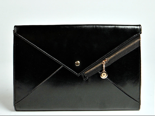 Kim Envelope Clutch Bag £12 - click image to start shopping