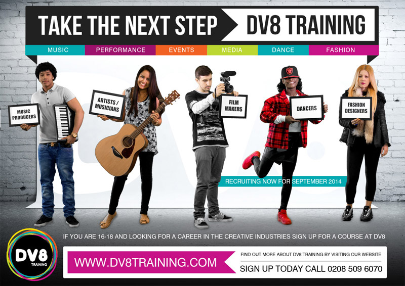 Dv8 Training poster-800