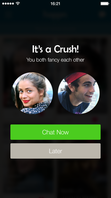 Crush happn