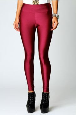 Amerie High Shine High Waisted Disco Pants £8.00 - Click image to buy