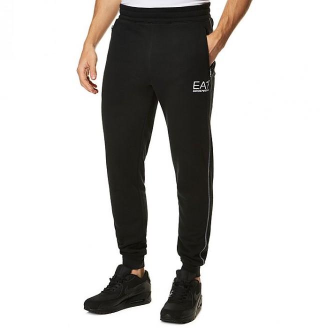 Emporio Armani EA7 Small Logo Fleece Pants