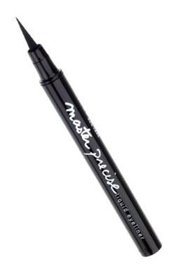 Master precise eyeliner