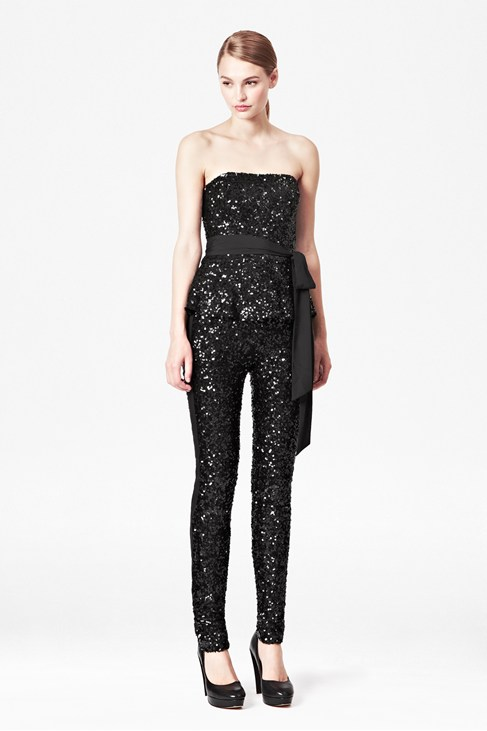 SPECTACULAR SPARKLE JUMPSUIT £180.00 - CLICK IMAGE TO BUY