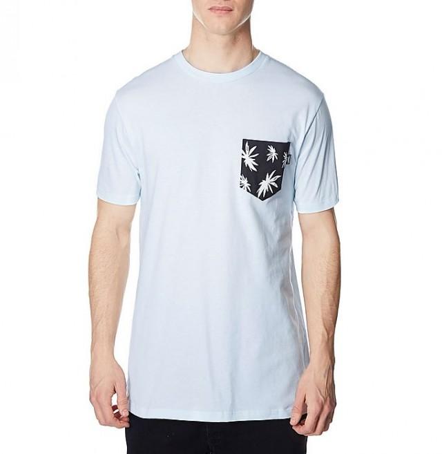 Vans Peace Leaf Pocket T-Shirt