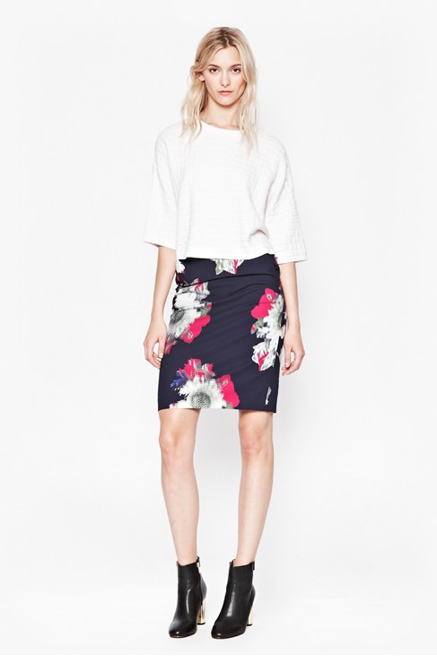 Wilderness Bloom Pencil Skirt - £75.00 CLICK IMAGE TO BUY