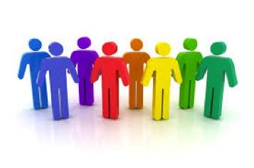 Colour people