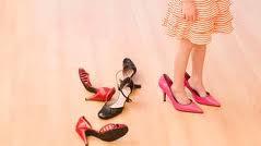 Mummys heels