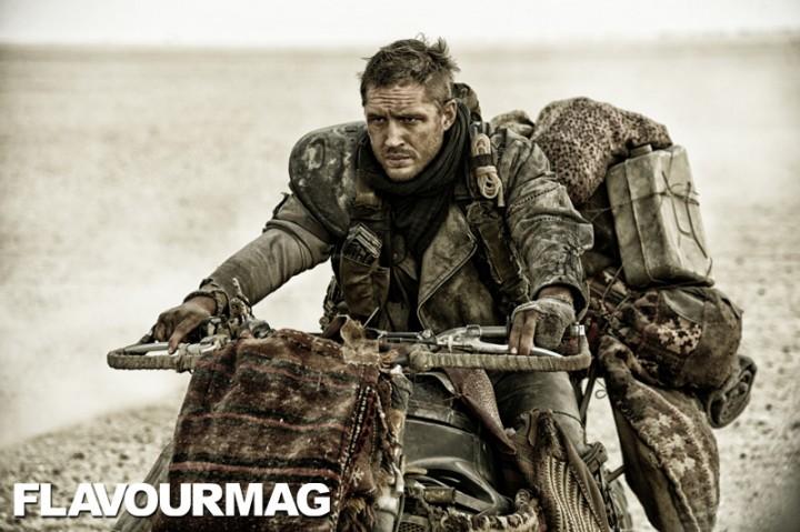 Mad Max Fury Road - Tom hardy