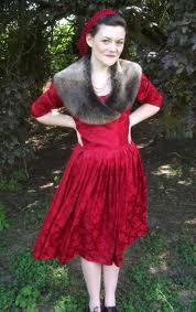 vintage fancy dress