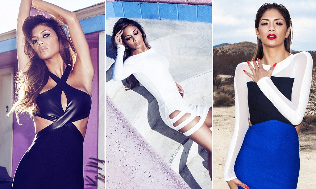 nicole scherzinger for missguided