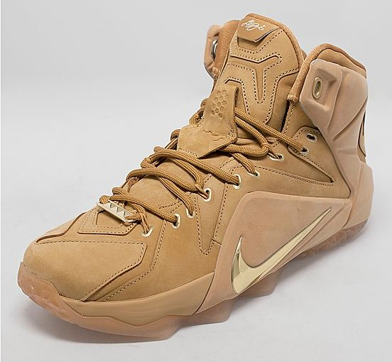 Nike Lebron XII 'Wheat'