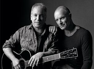 Paul Simon & Sting Tickets