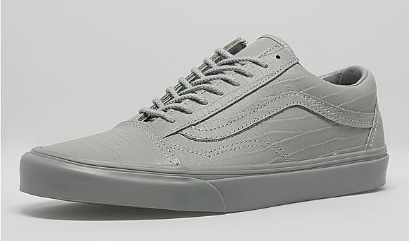 Vans Old Skool CA Croc Leather