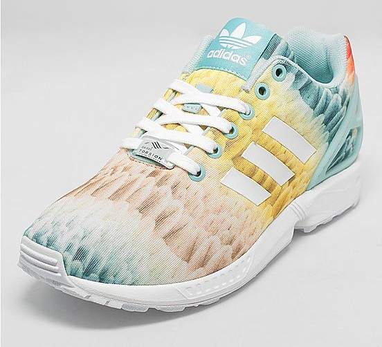 adidas Originals Women's ZX Flux 'Farm Collection'