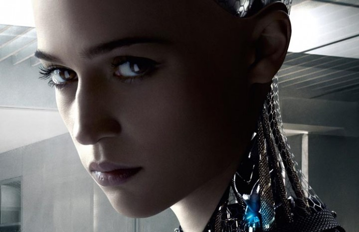 Confused about the conclusion of Ex Machina : movies