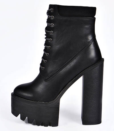 ROXANNE EXTREME CLEATED HIKER BOOT